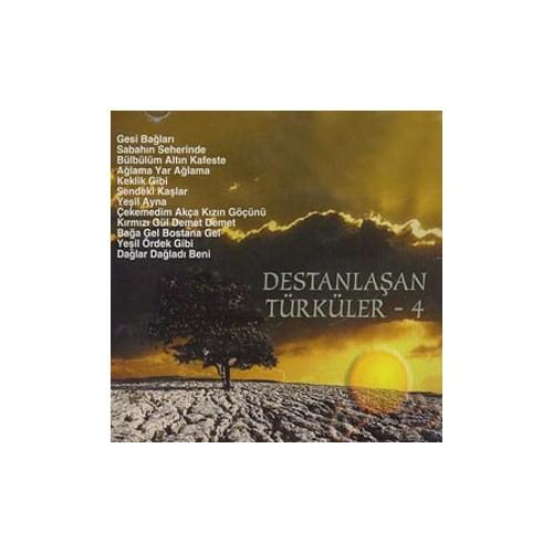 Various Artist - Destanlaşan Türküler 4