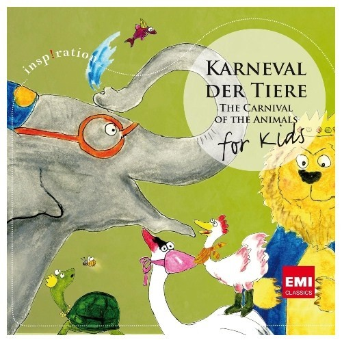 The Carnival Of The Animals (For Kids)