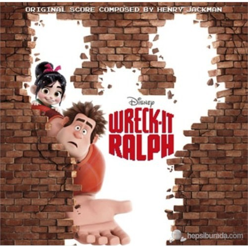 Various Artists - Wreck-It Ralph