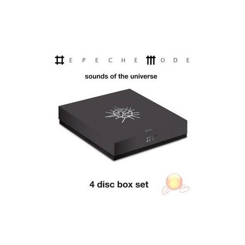 Depeche Mode - Sounds Of The Unıverse (3CD+1DVD)