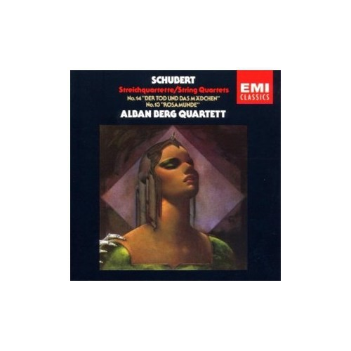 Schubert - String Quartets Cd