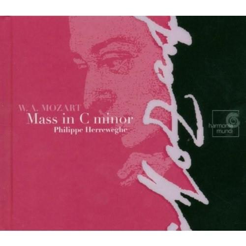 Mozart - Mass İn C Minor Cd