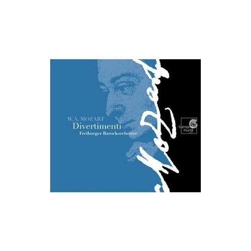 Mozart - Divertimenti Cd