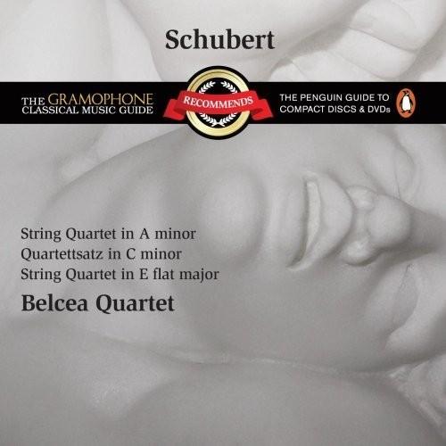 Schubert - String Quartet İn A Minor Cd