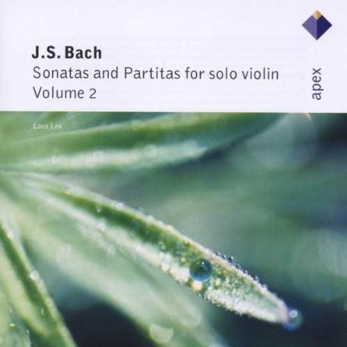 J. S. Bach - Sonatas And Partitas For Solo Violin Vol. 2 (Cd)