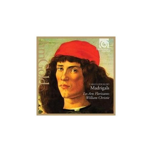 Carlo Gesualdo - Madrigals Cd