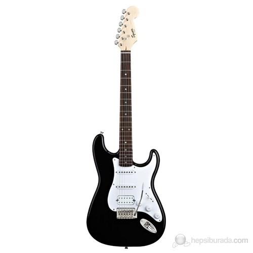 Squier Bullet Stratocaster W/ Tremolo Hss Rw Black