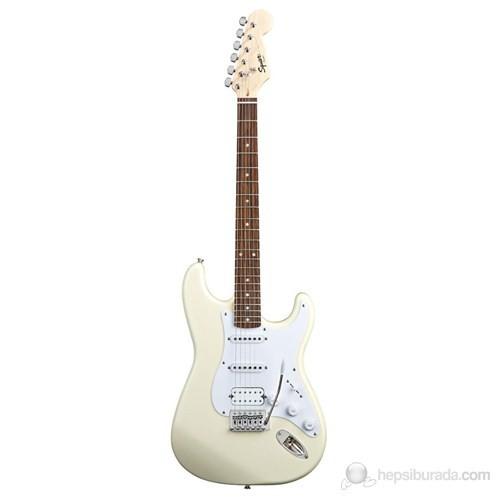 Squier Bullet Stratocaster W/ Tremolo Hss Rw Arctic White