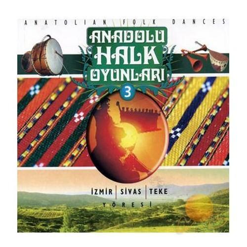 Anadolu Halk Oyunları 3 - Anatolian Folk Dances