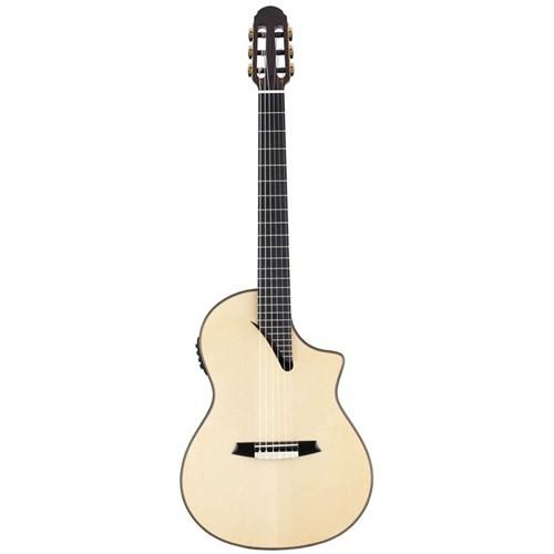 Martinez Mscc-14Ms (Fishman) Stage Elektro Klasik Gitar