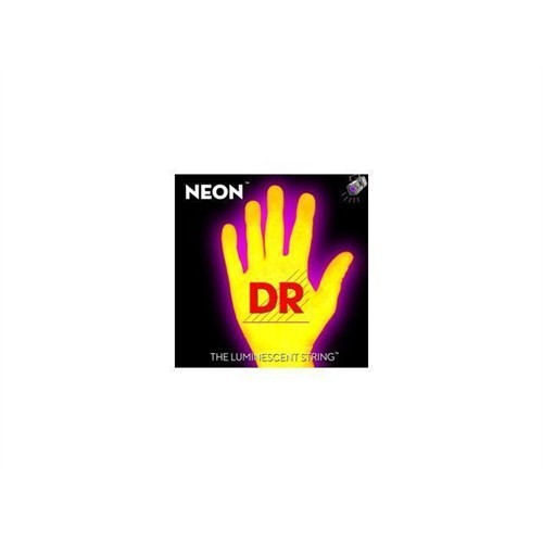 Dr Strıngs Nye9 Neon Sarısı 9-42 Elk.Git.Teli