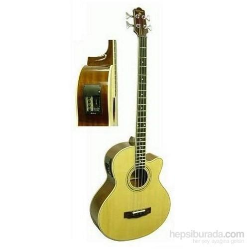 Extreme XAB80EQ4 Akustik Bas Gitar