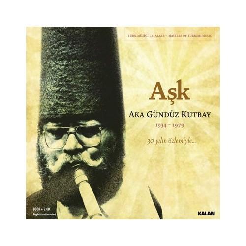 Aka Gündüz Kutbay - Aşk (2 CD)