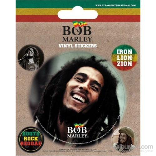 Bob Marley Etiket