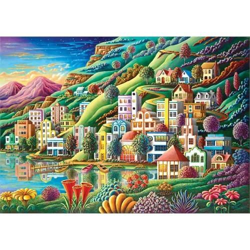 Art Puzzle Saklı Koy 1500 Parça Puzzle