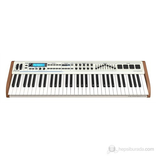 Arturıa Analog Experience Keyboard - The Laboratory 61