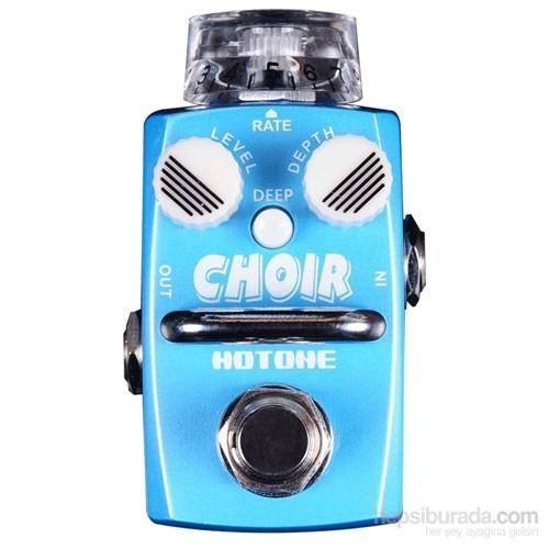 Hotone CHOIR SCH-1 Single Footswitch Analog Chorus Pedal