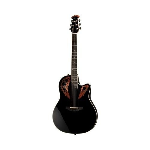 Ovation 1778Ax-4 Elite Medium Bowl Natural Elektro Akustik Gitar (Case Dahil)