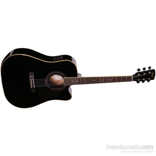 Cort Ad880Cebkw Elektro Akustik Gitar