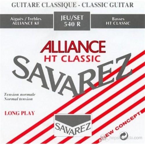Savarez 500Aj Alliance Corum Blue Klasik Gitar Teli