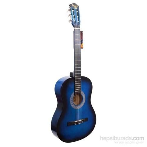 Manuel Raymond Klasik Mavi Gitar MRC275BL