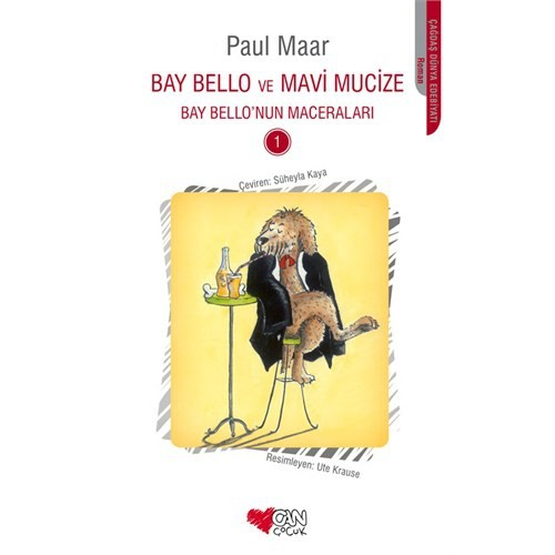 Bay Bello Ve Mavi Mucize-Paul Maar