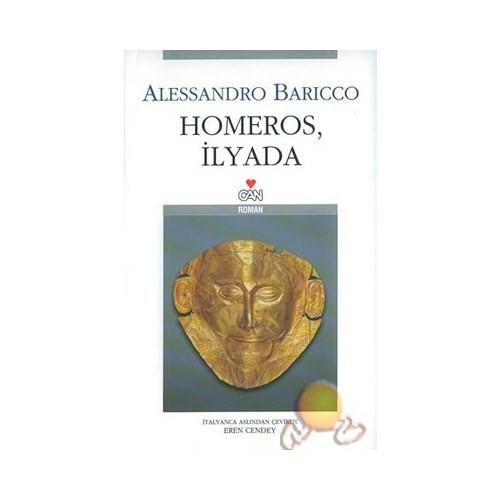 Homeros İlyada - Alessandro Baricco