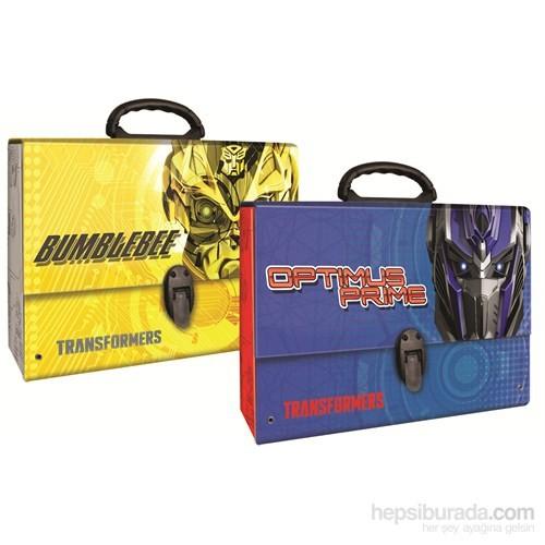 Gıpta 5772 Transformers Saplı Çanta 25x35x7 cm