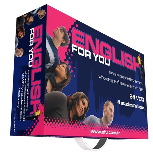 EFU English For Education (Family Set) Tüm Seviyeler