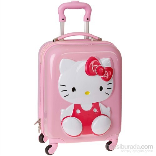 Hello Kitty Abs Çek Çek Çanta 86043