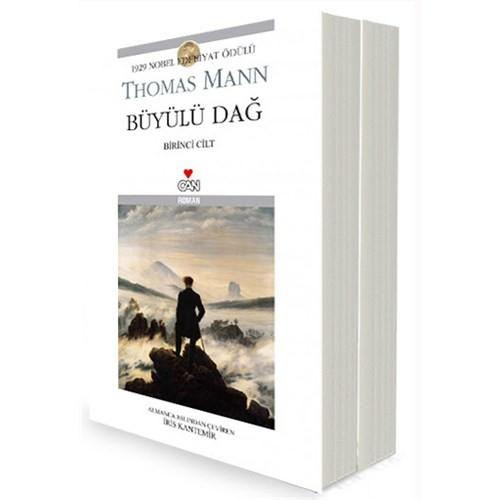 Büyülü Dağ (2 Cilt) - Thomas Mann