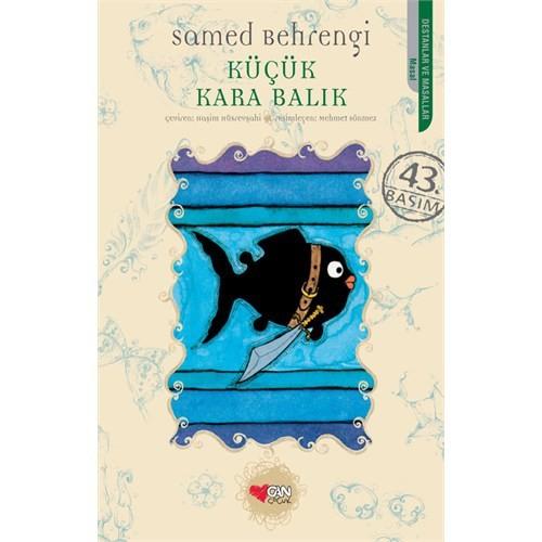Küçük Kara Balık (Ciltsiz) - Samed Behrengi