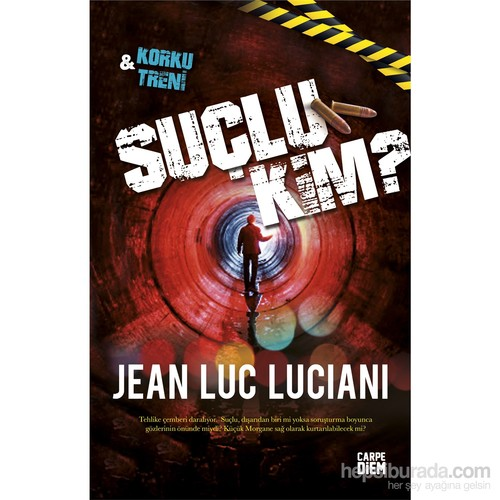 Suçlu Kim-Jean Luc Luciani