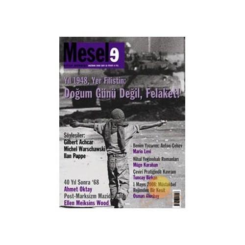 Mesele Dergisi Sayı: 18