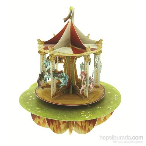 Santoro Gc - Pırouettes - Carousel Santorops005