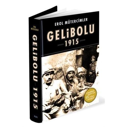 Gelibolu 1915 (Ciltli)