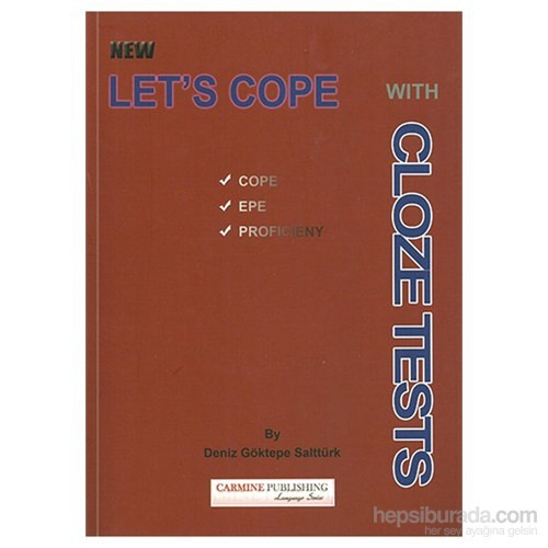 Carmine New Let's Cope Cloze Tests