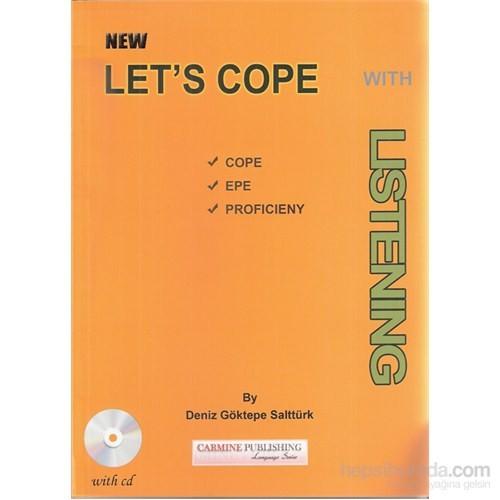 Carmıne New Let's Cope Lıstenıng