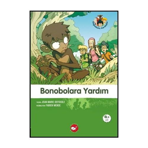 Doğadostu Kardeşler - Bonobolara Yardım
