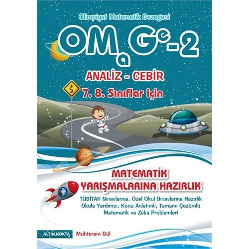 Omage 2, Olimpiyat Matematik Gezegeni 2: Analiz, Cebir - Muhterem Gül