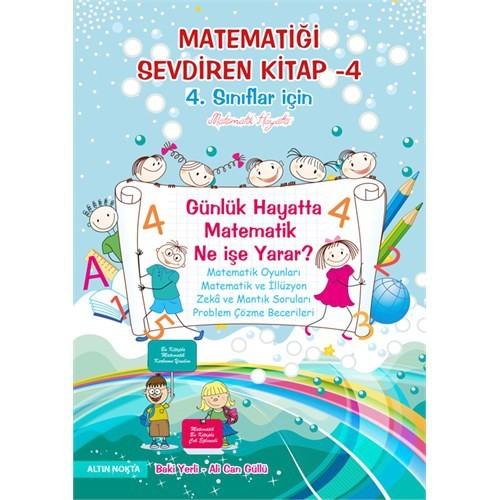 Matematiği Sevdiren Kitap 4