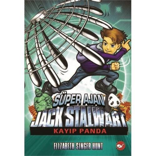 Süper Ajan Jack Stalwart - Kayıp Panda - Elizabeth Singer Hunt