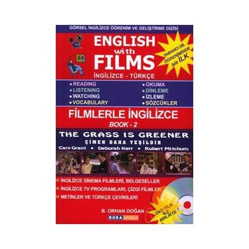 English With Films 2 - İngilizce & Türkçe ( The Grass Is Greener)
