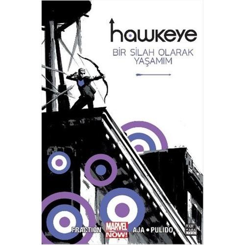 Hawkeye 1 Bir Silah Olarak Yaşamım Türkçe Çizgi Roman