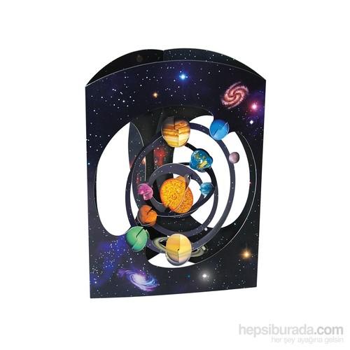 Santoro Gc-Swıng Cards-Solar System Santorosc081