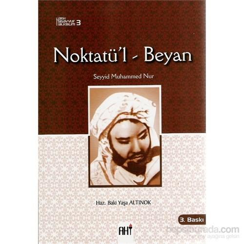 Noktatü'l- Beyan