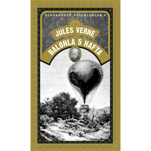 Balonla 5 Hafta - Jules Verne