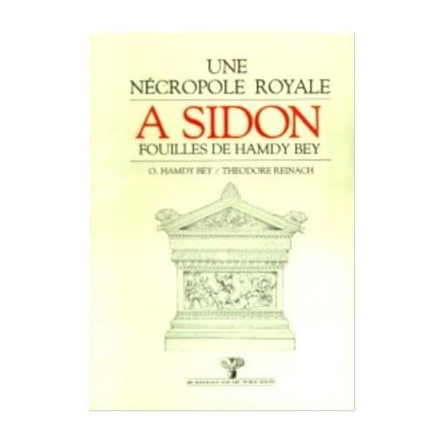 Une Necropole Royale A Sidon