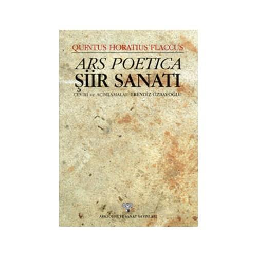 Ars Poetica - Şiir Sanatı