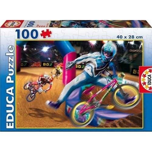 Educa Çocuk Bmx Bisiklet (100 Parça)